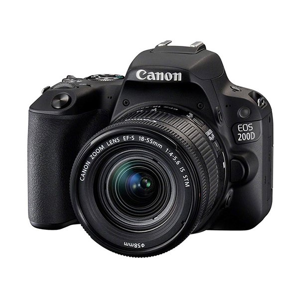 Canon-EOS-200D-Front 1