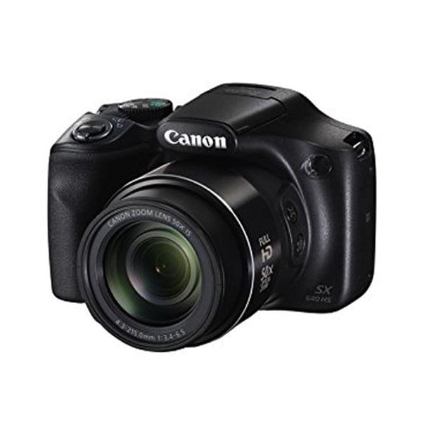 Canon PowerShot SX540 HS Angolo