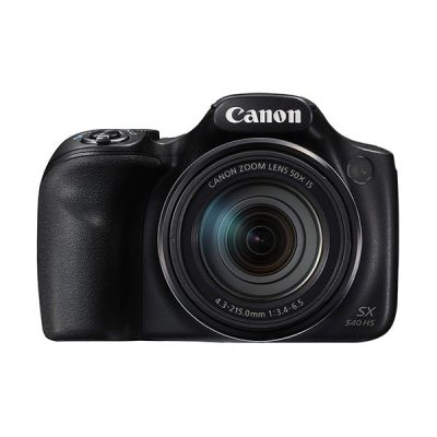 Canon PowerShot SX540 HS Fronte