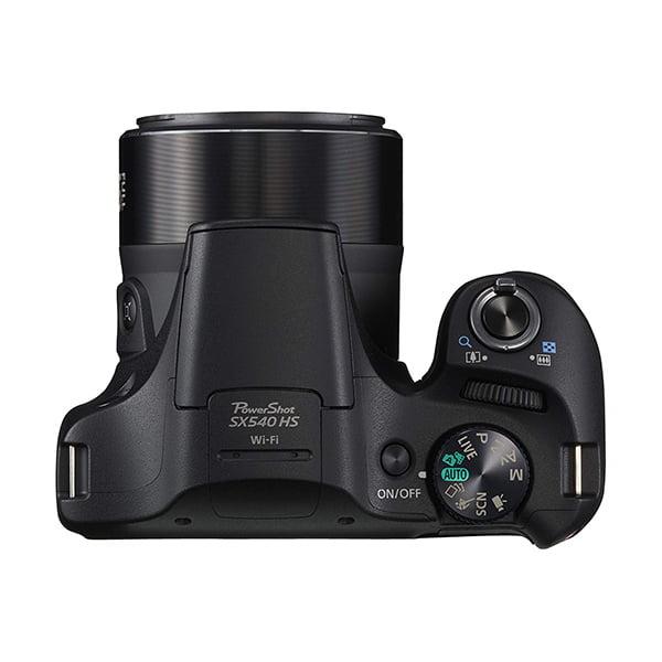 Canon PowerShot SX540 HS Sopra