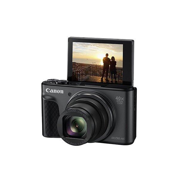 Canon PowerShot SX730 HS Front 3