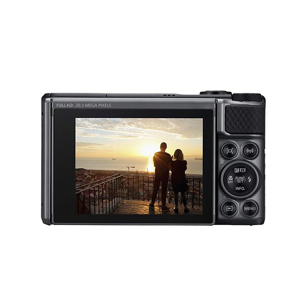 Canon PowerShot SX730 HS Retro