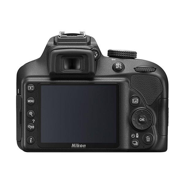 Nikon D3400 Back
