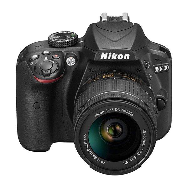 Nikon D3400 Front
