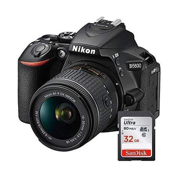 Nikon D5600 Front