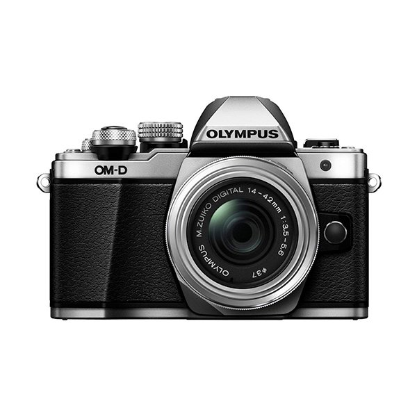 Olympus E-M10 Mark II Front