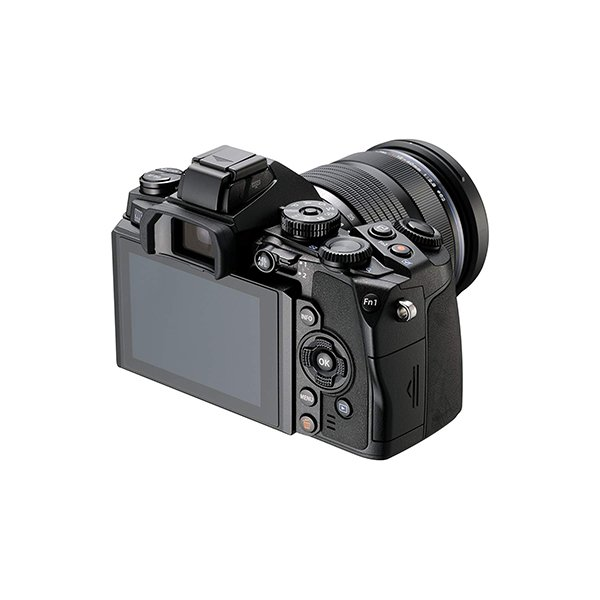 Olympus OM-D E-M1 Mark II Back