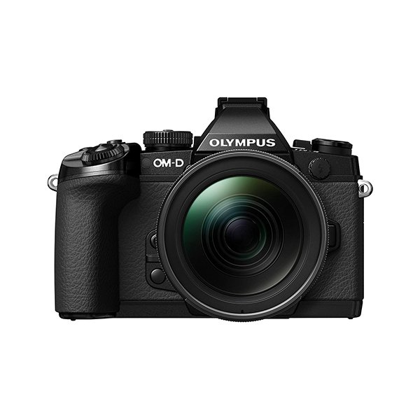 Olympus OM-D E-M1 Mark II Front