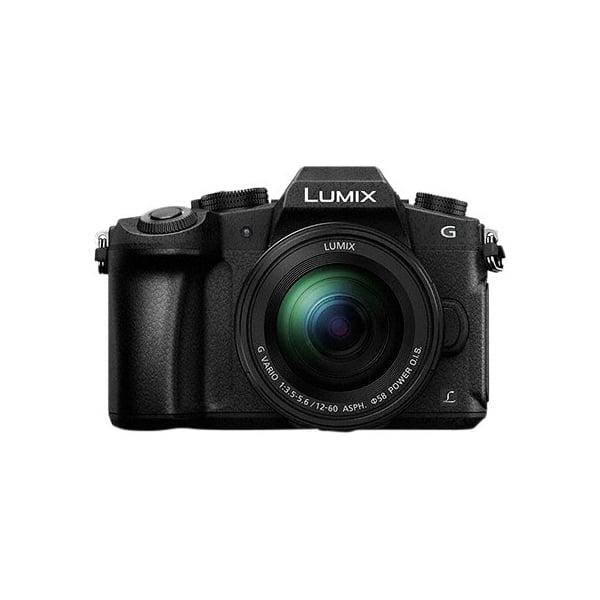 Panasonic Lumix DMC-G80M Front