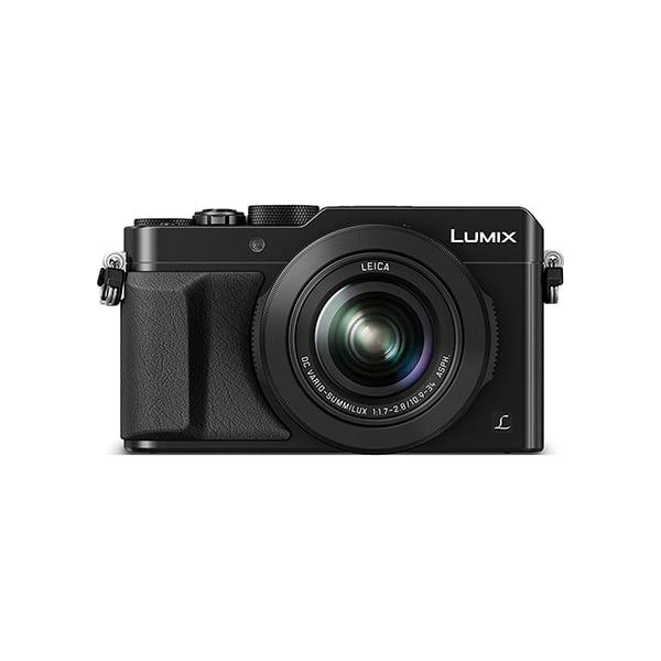 Panasonic Lumix DMC-LX100 Front 1