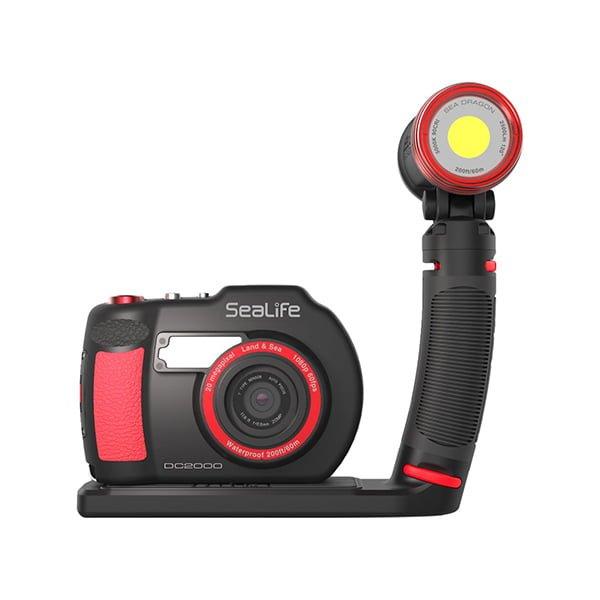 Sealife DC2000 Camera Set Front