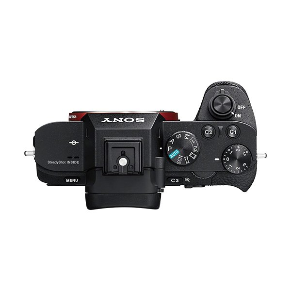 Sony Alpha 7M2K Top
