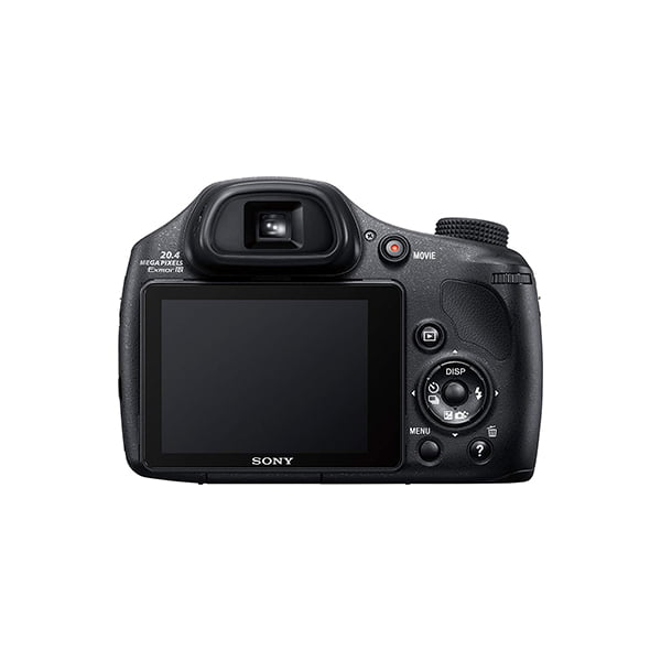 Sony DSC-HX350B Back 1