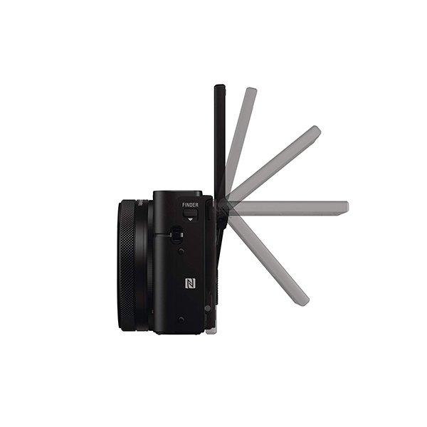 Sony DSC-RX100M4 Lato