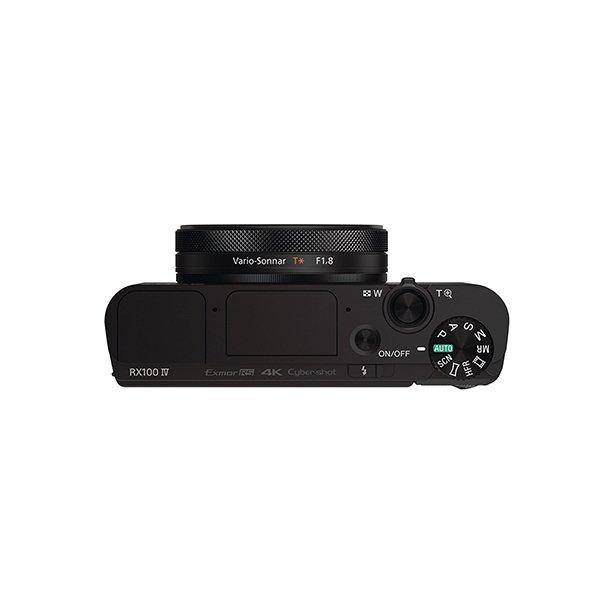 Sony DSC-RX100M4 Top